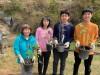 사진:경기도 재활사업인 원예활동프로그램에서 나무심기했어요