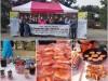 사진:용인송담대학교 평생교육원 간식제공 봉사활동