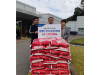 사진:기흥농협 후원물품(백옥쌀) 전달